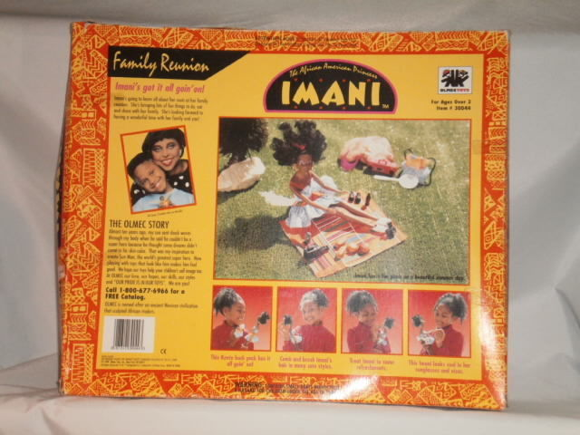 Toys For Family Reuion : Imani the african american princess family reunion pc