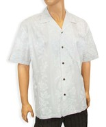 Men's White Hawaiian Wedding Shirt Short Sleeve 100% Cotton S-4XL Honolu... - $61.45 CAD+