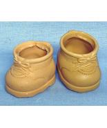 Furskin Bear Shoes - $4.99