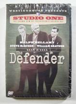 THE DEFENDER Studio One DVD SEALED CBS Steve McQueen - $11.99