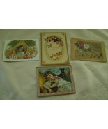 Valentines, Packaged Variety of Unique Victorian Cards to Exchange w/Env... - $10.00