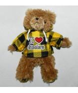 "NFL Pittsburgh Steelers 9"" Plush  Teddy Bear  - $9.99"