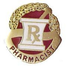 Pharmacist Pharmacy Mortar Pestle RX Professional Medical Lapel Pin 117 New image 4