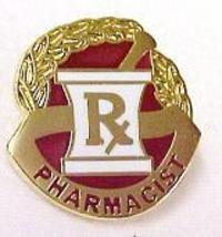Pharmacist Pharmacy Mortar Pestle RX Professional Medical Lapel Pin 117 New image 5