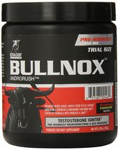 Betancourt Nutrition Bullnox Booster, Strawberry Lemonade, 10 Count - $29.99