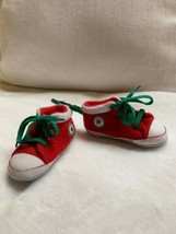 Size 3 Shoes Converse All Star Doll(?) shoes  Used Cute - $18.70