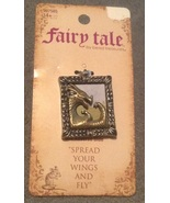 Fairy Tale Fantasy Dragon Spread Your Wings and Fly Cameo Necklace Pendant - $7.99