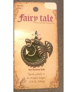 Fairy Tale Fantasy Enraged Dragon Speak Politely J.R.R. Tolkien Necklace... - $7.99