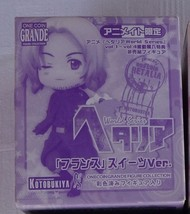 Hetalia World Series France figure One Coin Axis Powers anime Kotobukiya NEW! - $54.45