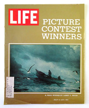 July 9 1971 Life Magazine Picture Contest Winne... - $8.90