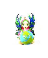 Strangelings World In Good Hands Fairy Ornament 7772 - $21.28
