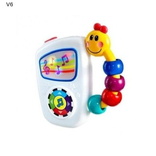 Colorful Baby Einstein Take Along Tunes Infant Melody Learning Toddler Sound Toy