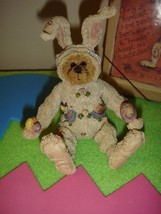 Boyds Bears Momma Grizberg Egg Decorator Shoebox Bear - $15.99