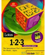 Lotus 123 Millennium Edition 9.5 [CD-ROM] Windo... - $98.99