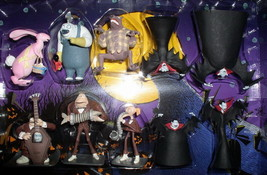 Nightmare Before Christmas Vampires, Band Leaders, Wolf - $125.99