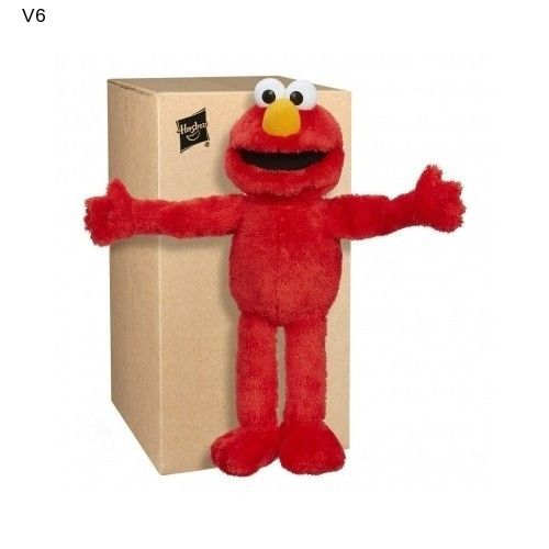 New Playskool Sesame Street Big Hugs Elmo And 50 Similar Items