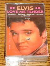 ELVIS LOVE ME TENDER  CASSETTE - $34.64