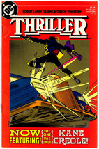 Thriller DC Comics Volume 1 Number 5 1984 Great Condition - $4.95
