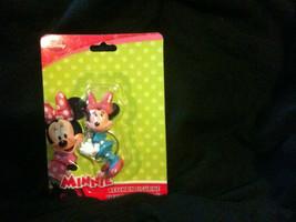 Licensed Disney's Minnie Mouse Figurine Keychain - $9.99