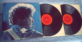 Bob Dylan Greatest Hits Vol. II 2 LP 21 trx Maggie's Farm My Back Pages ... - $14.98