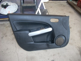 2012 MAZDA 2 LEFT FRONT DOOR TRIM PANEL