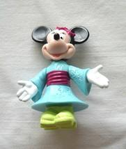 Vintage Minnie Mouse Halloween Dress Up Figure Rare - $29.99