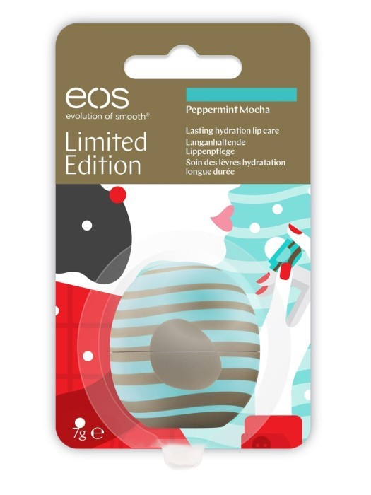 Eos Peppermint Mocha Lip Balm