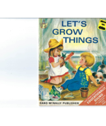 Start-Right Elf Book for Children -- LET'S GROW THINGS, by Iris Tracy Co... - $5.50