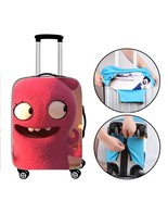UglyDolls Suitcase Cover Backpack Luggage Protector Trolley Dust Cover Pink - $29.95
