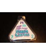 Trend Enterprises Inc.  Three Corner Flash Cards Multiplication & Divisi... - $24.99