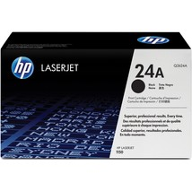 HP 24A Original Toner Cartridge - Single Pack - Laser - 2500 Pages - Bla... - $114.69