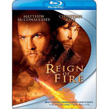 Reign of Fire [Blu-ray] (2002)