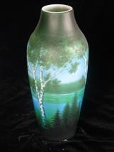 Antique D'Argental Paul Nicholas Glass Vase Circa 1930 - $2,400.00