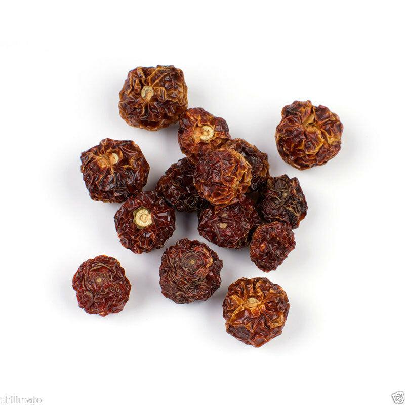 Cherry Pepper Whole Dried Pods   Wiri Wiri Pepper Hot Pepper (size variations) - $12.82 - $613.75