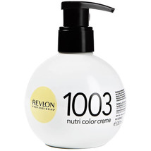 Revlon Professional Nutri Color Creme 1003 Pale Gold 250ml - $51.23