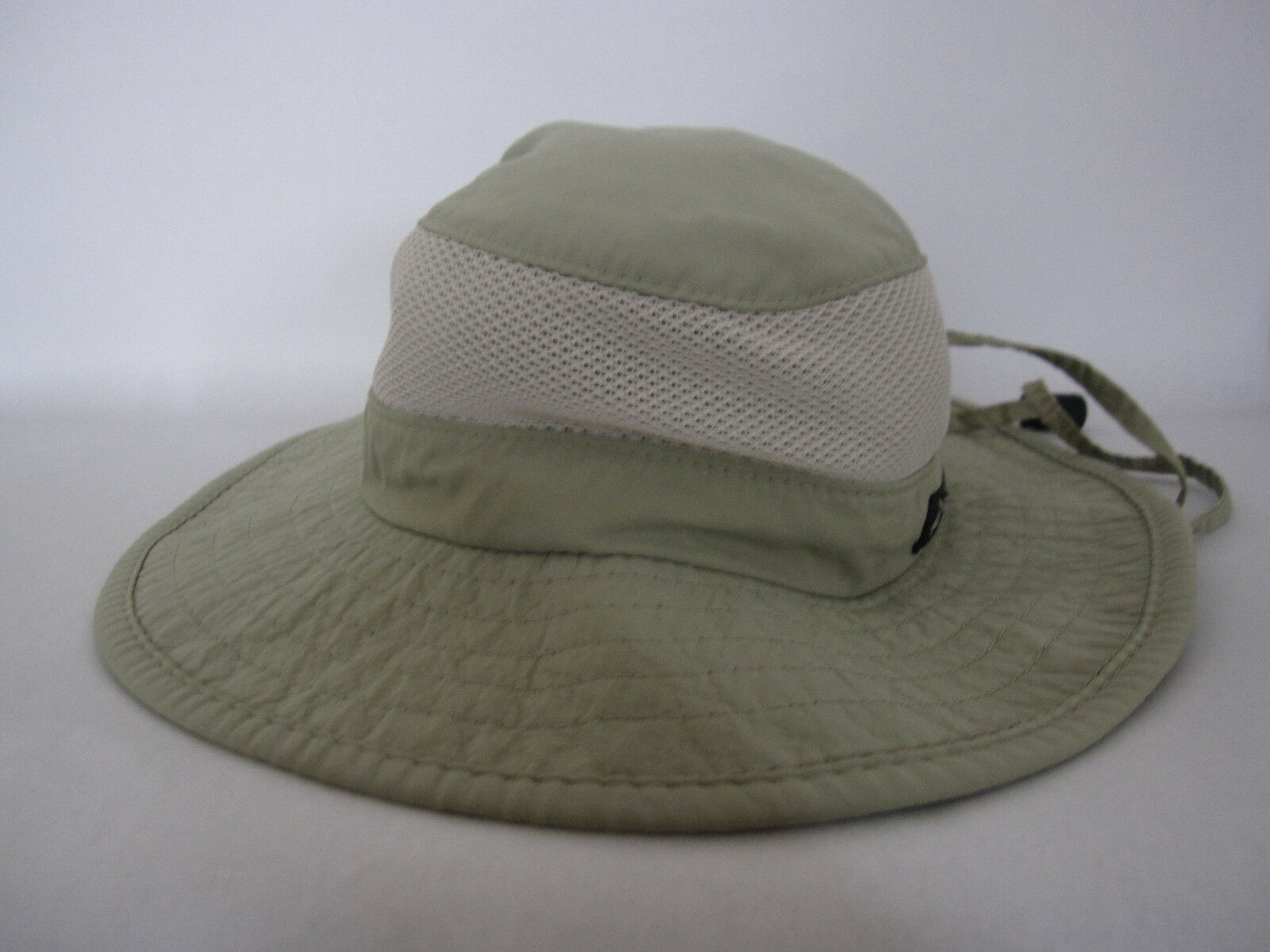 Dorfman Pacific Co DPC Fishing/Outdoor/Camping Vented Nylon Bucket Hat Sz S