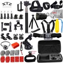Gopro Accessories Kit Hero Camera Chest Head Mount Pole Tripod Accessory... - $53.19