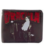 Count Dracula Officially Licensed Mens Bi-Fold Wallet - $19.00
