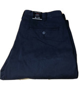 NAUTICA Men's Stretch Soft Twill Classic Fit Deck Pants - 38x30  NAVY  NWT  - $24.74