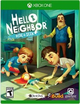 Hello Neighbor: Hide & Seek - Xbox One Disc - $11.85