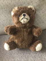 RARE Vintage 1979 Smile Teddy Bear Plush Belly Stuffed Animal Toy AA163 - $48.37