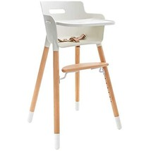 WeeSprout Wooden High Chair for Babies & Toddlers | 3-in-1 High Chair/Bo... - $241.46