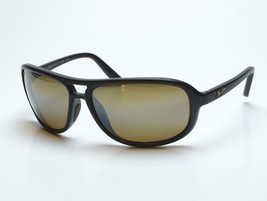 Maui Jim Breakers H288-10M Polarized Sunglasses - Matte Bronze/HCL Bronze - $179.95