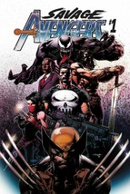 SAVAGE AVENGERS #1 MARVEL COMICS est rel date 04/30/2019 sold out - $3.49