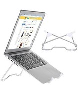 Uniwish Foldable Aluminum Laptop Stand, Adjustable Height Width And Ang... - $24.14