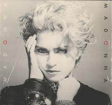 Madonna Self-Titled Vinyl Record Album NM Vinyl - $14.99