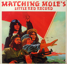 Matching Mole Little Red Record LP Wyatt Fripp Eno - $10.00