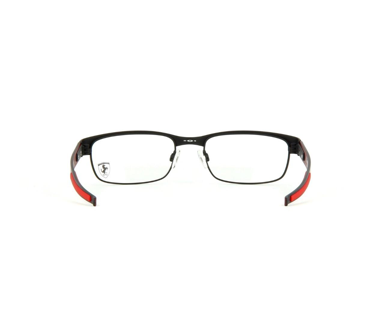 Oakley Carbon Plate Black Ferrari Red   David Simchi-Levi b35bdb0b53
