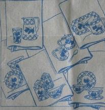 Scottie Dog kITCHEN Towels embroidery pattern LW2055  - $5.00