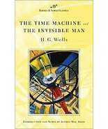 Time Machine and The Invisible Man  Classics Series - $1.99